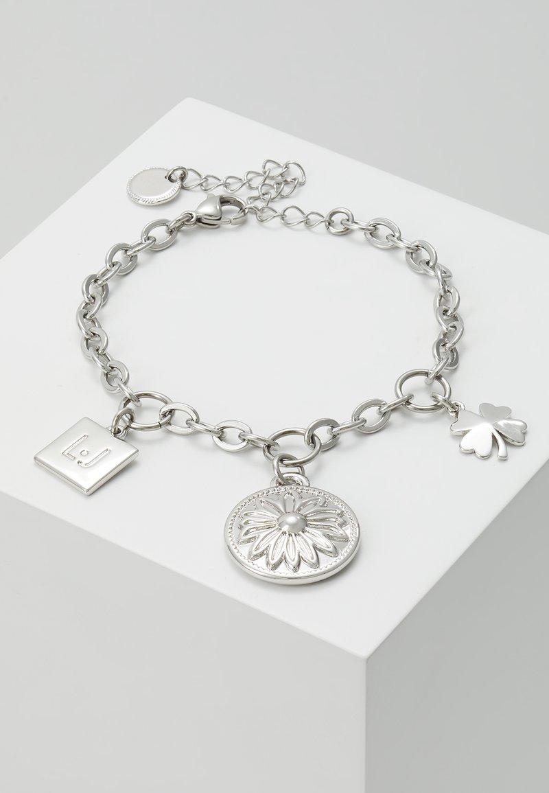LIU JO - BRACELET - Armband - silver-coloured