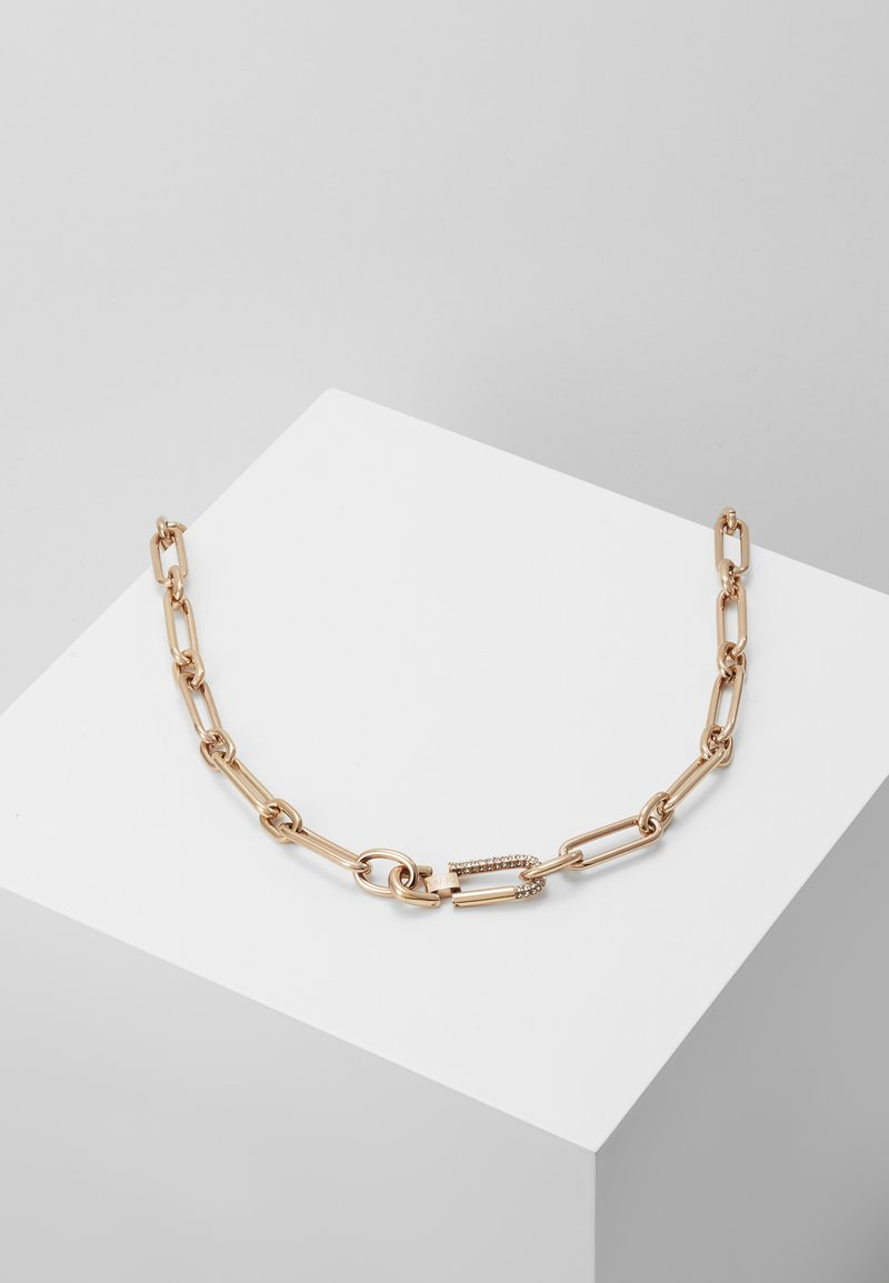LIU JO - NECKLACE - Smykke - rose gold-coloured