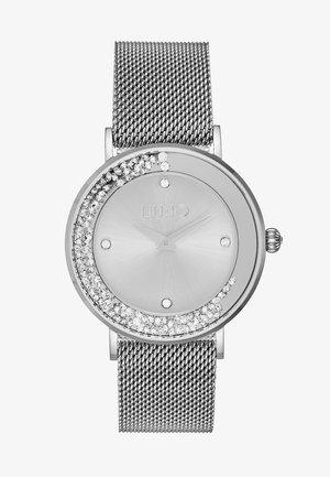 DANCING SLIM - Horloge - silver-coloured