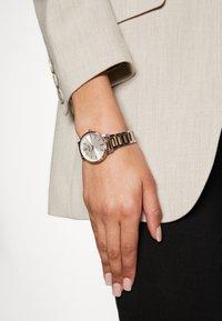 LIU JO - Montre - silver-coloured/rose gold- coloured - 0