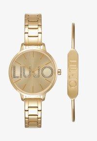 LIU JO - COUPLE SET - Hodinky - gold-coloured - 1
