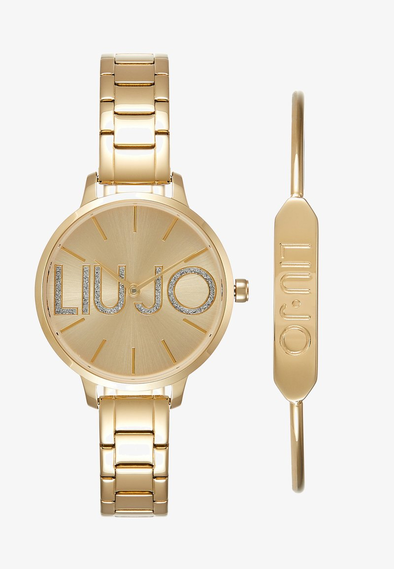 LIU JO - COUPLE SET - Montre - gold-coloured
