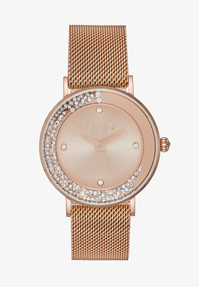 DANCING SLIM - Zegarek - rose gold-coloured