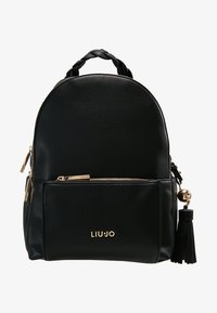 LIU JO - BACKPACK - Reppu - nero - 5