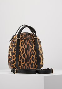 LIU JO - BACKPACK LEOPARDO - Sac à dos - marrone - 2