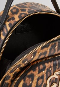 LIU JO - BACKPACK LEOPARDO - Sac à dos - marrone - 4