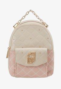 LIU JO - BACKPACK CAMEO - Mochila - beige/light pink - 5