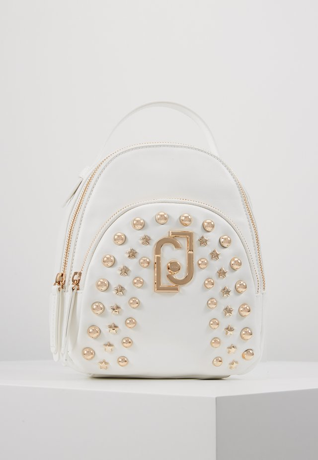 BACKPACK BIANCO LANA - Mochila - white