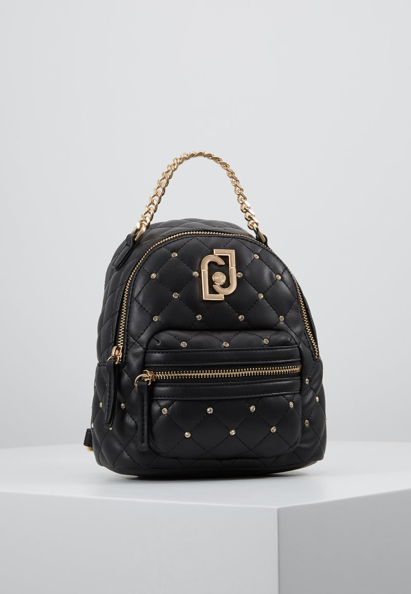 LIU JO - BACKPACK POPPY - Plecak - black