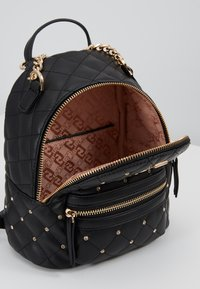 LIU JO - BACKPACK POPPY - Plecak - black - 4