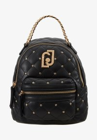 LIU JO - BACKPACK POPPY - Plecak - black - 5