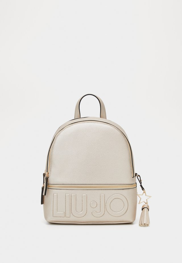 Rucksack - light gold