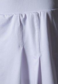 Limited Sports - SKORT FANCY - Sportovní sukně - white - 5
