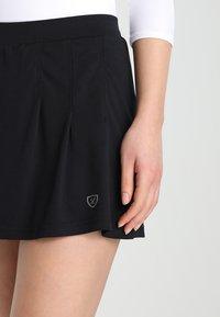 Limited Sports - SKORT FANCY - Sports skirt - black - 4