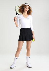 Limited Sports - SKORT FANCY - Sports skirt - black - 1