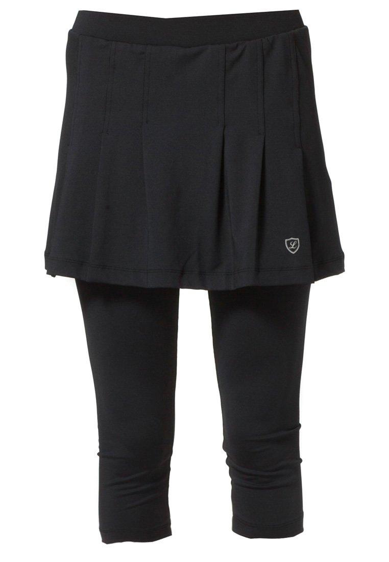 Limited Sports - FANCY - Áčková sukně - black