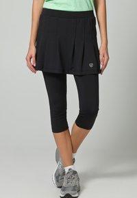 Limited Sports - FANCY - A-line skirt - black - 2