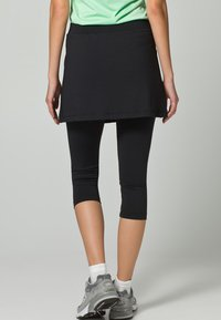 Limited Sports - FANCY - A-line skirt - black - 3
