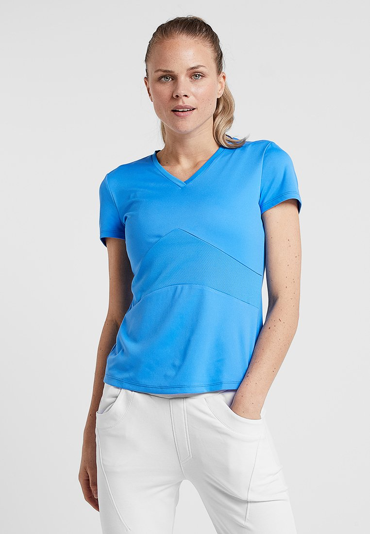 Limited Sports - SALOME - T-shirt basic - ortensia blue