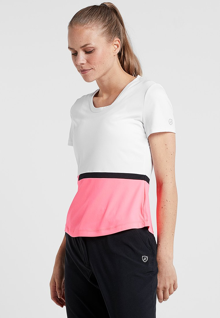 Limited Sports - SOHO - Print T-shirt - popstar/white/black