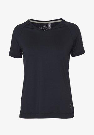 SOLEY - Basic T-shirt - eclipse blue