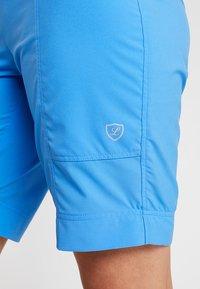 Limited Sports - BERMUDA BENTE - Urheilushortsit - ortensia blue - 5