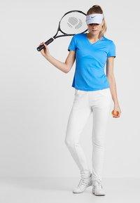 Limited Sports - SAMY - Tracksuit bottoms - white - 1