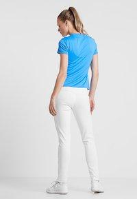 Limited Sports - SAMY - Tracksuit bottoms - white - 2
