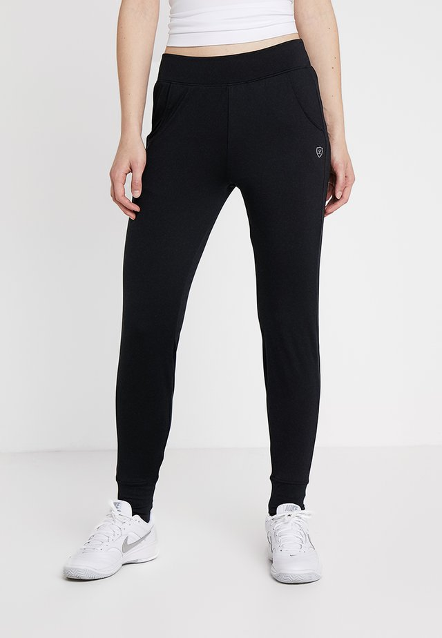JOGPANT - Tracksuit bottoms - black