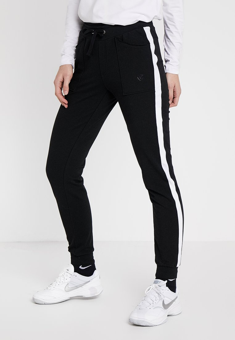 Limited Sports - SWEATPANT SAMU - Trainingsbroek - black/white