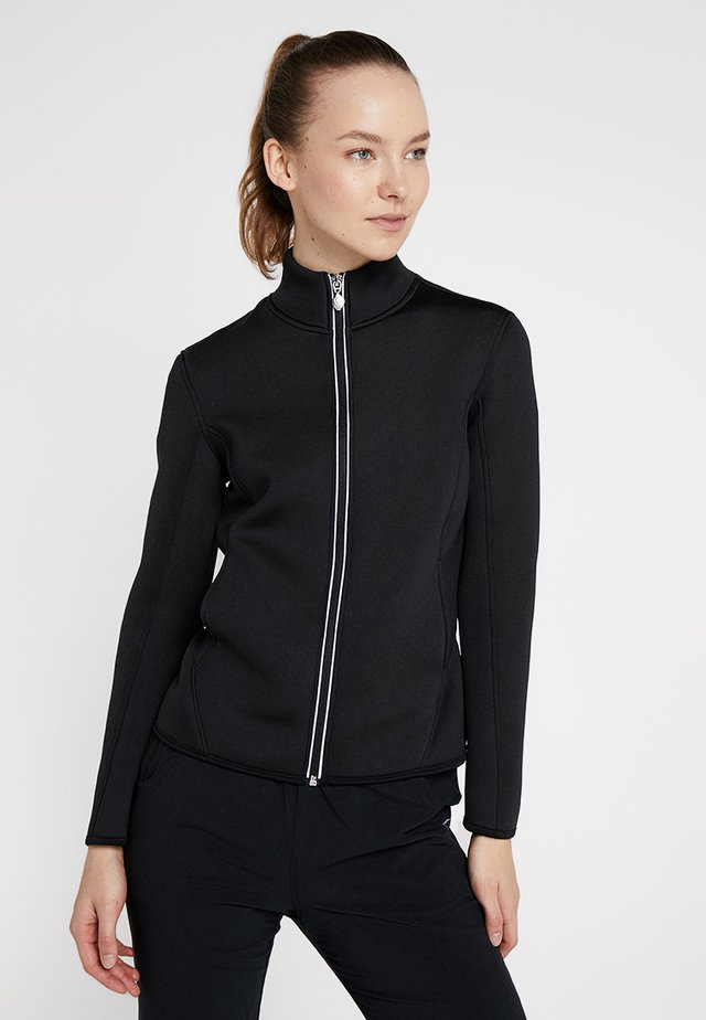 JACKET JOSIE - Training jacket - black