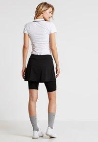 Limited Sports - SKORT SULLY - Sportovní sukně - black - 2