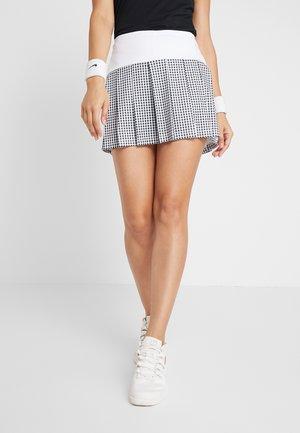 SKORT SAMANTHA - Sports skirt - black