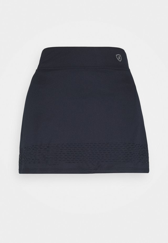 SKORT SINA - Sports skirt - eclipse blue