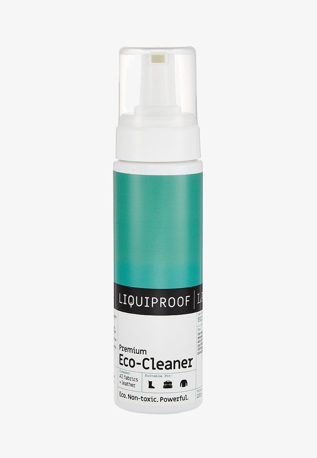 PREMIUM FOAMING FOOTWEAR & FASHION ECO-CLEANER 200 ml - Skotillbehör - colourless