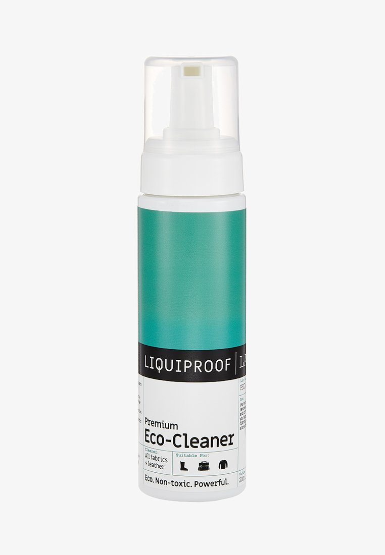 Liquiproof - PREMIUM FOAMING FOOTWEAR & FASHION ECO-CLEANER 200 ml - Skotillbehör - colourless