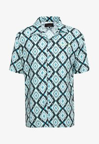 Liquor N Poker - SHIRT IN ATZEC - Hemd - teale aztec - 4