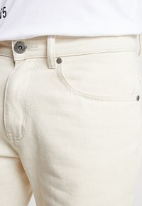 Liquor N Poker - MIAMI - Jeans Shorts - ecru - 3