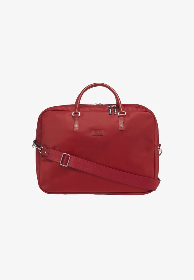 LADY PLUME - Laptop bag - cherry red