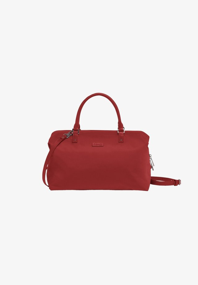 Handbag - cherry red