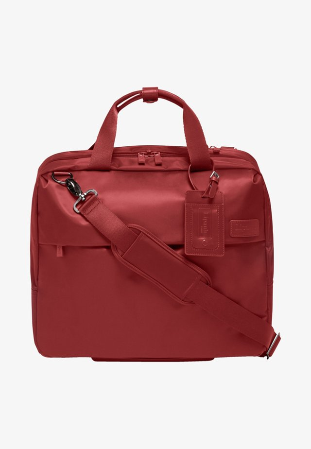 PLUME BUSINESS - Wheeled suitcase - red