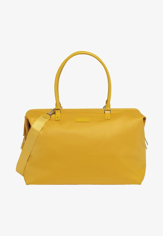 LADY PLUME - Weekend bag - mustard