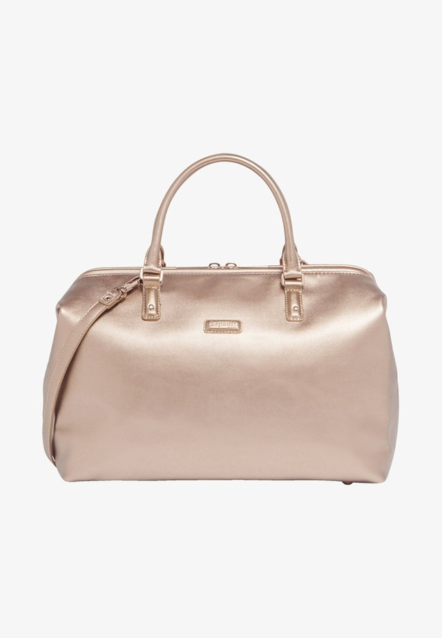 MISS PLUME - Handbag - pink gold