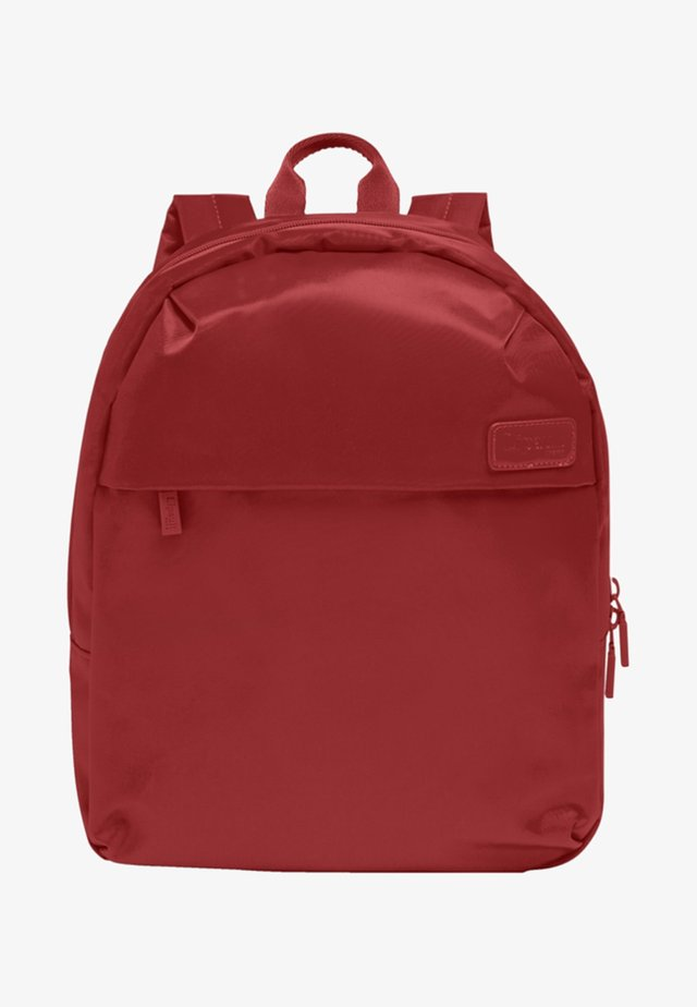 Rucksack - cherry red