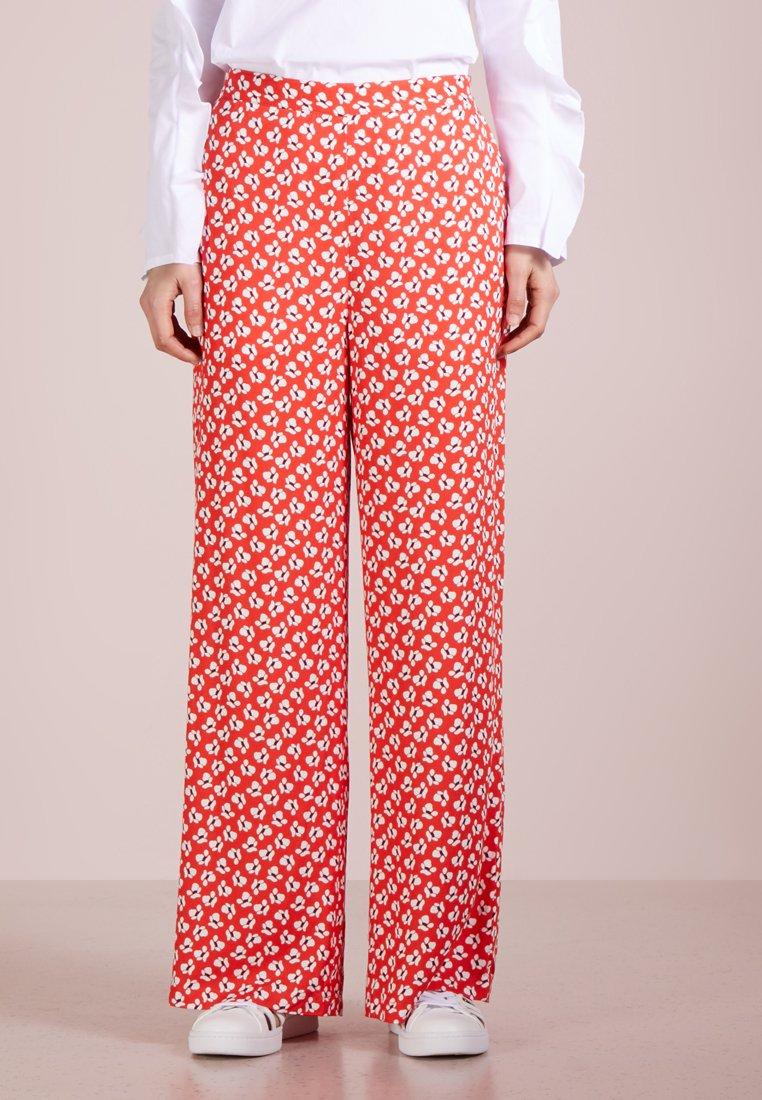 Libertine-Libertine - TEMPER - Trousers - bright red