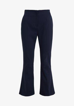 FLAUNT - Pantalon classique - navy
