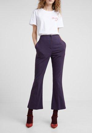 FLAUNT - Pantalon classique - royal blue
