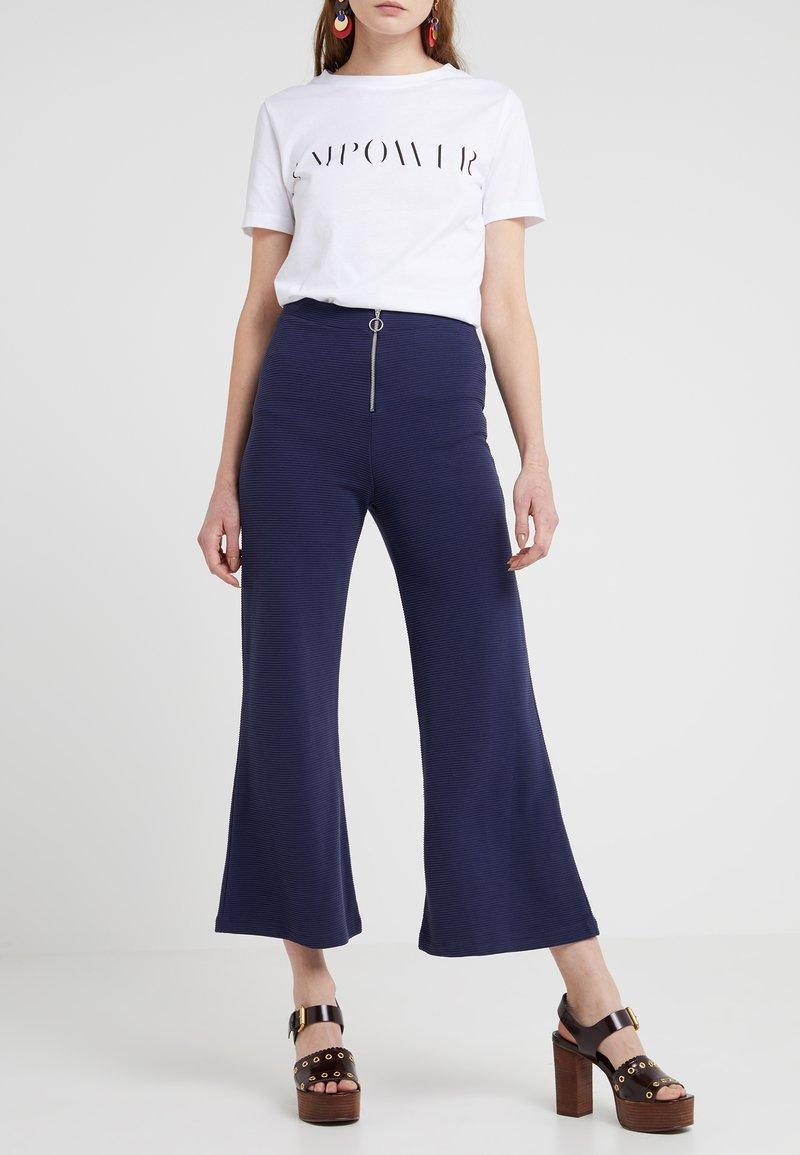 Libertine-Libertine - LAST - Pantalon classique - evening blue