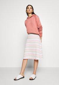 Libertine-Libertine - VIBE - Jupe trapèze - light pink - 1