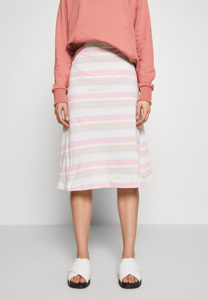 Libertine-Libertine - VIBE - Jupe trapèze - light pink